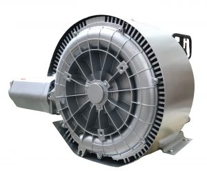 IVACO Side channel blower